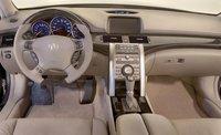 2012 Acura RL, Interior cockpit, interior, manufacturer, gallery_worthy