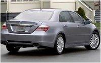 2012 Acura RL, Rear quarter, exterior, manufacturer