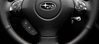 2012 Subaru Impreza WRX STi, Steering Wheel. , interior, manufacturer