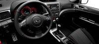 2012 Subaru Impreza WRX STi, Front Seat. , interior, manufacturer