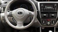2012 Subaru Forester, Steering Wheel., interior, manufacturer, gallery_worthy