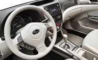 2012 Subaru Forester, Steering wheel. , interior, manufacturer