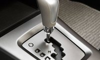 2012 Subaru Forester, Shift Stick. , interior, manufacturer