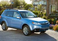2012 Subaru Forester Overview
