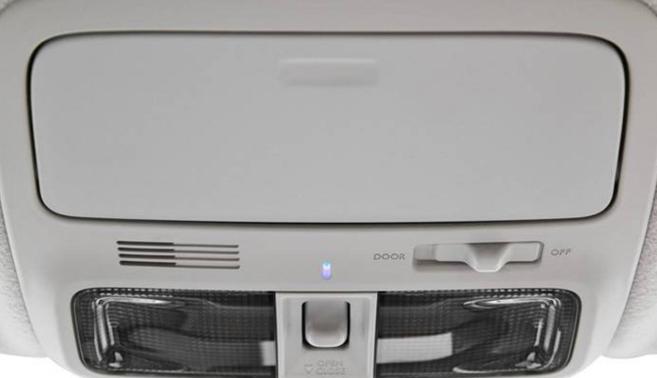 2012 Subaru Forester, Overhead console., interior, manufacturer