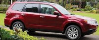 2012 Subaru Forester, Side View., manufacturer, exterior