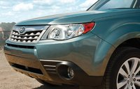 2012 Subaru Forester, Head light. , manufacturer, exterior