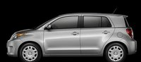 2012 Scion xD, Side View. , exterior, manufacturer