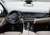 2012 BMW 5 Series, Front Seat. , interior, manufacturer