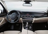 2012 BMW 5 Series, Front Seat. , manufacturer, interior