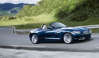 2012 BMW Z4, Front quarter view. , exterior, manufacturer, gallery_worthy