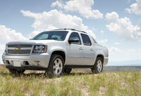 2012 Chevrolet Avalanche Picture Gallery