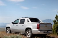 2012 Chevrolet Avalanche, Back quarter view. , exterior, manufacturer