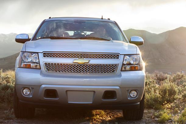 2012 Chevrolet Avalanche, Front View., exterior, manufacturer