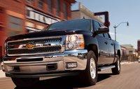 2012 Chevrolet Silverado 1500, Front quarter view. , exterior, manufacturer