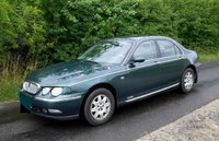 2005 Rover 75 Overview
