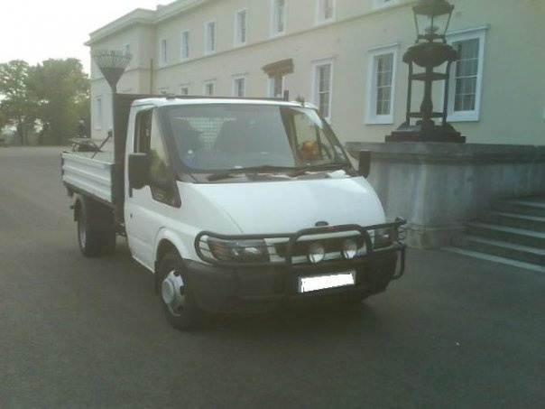Picture of 2001 Ford Transit Cargo