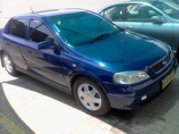 2001 Opel Astra Overview