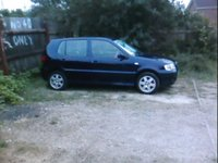 2001 Volkswagen Polo Picture Gallery