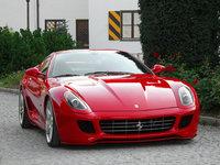 2011 Ferrari 599 GTB Fiorano Overview
