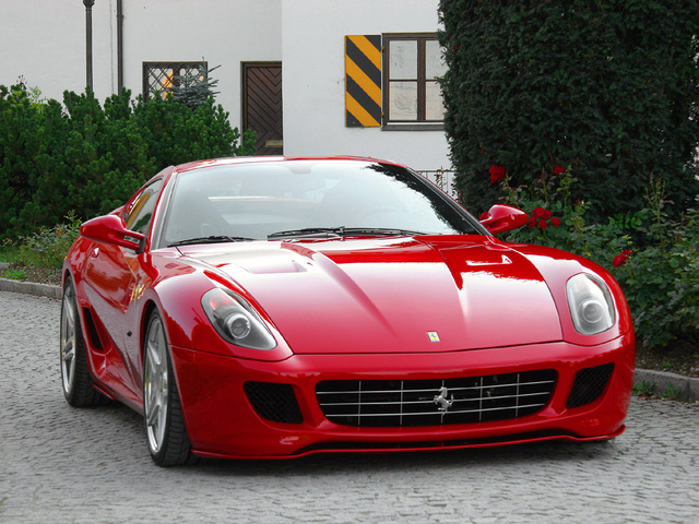 Picture of 2011 Ferrari 599 GTB Fiorano