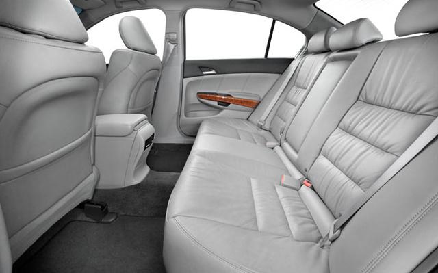 2012 Honda Accord, interior rear, interior, manufacturer