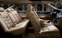 2012 Honda Accord, interior front and rear, interior, manufacturer