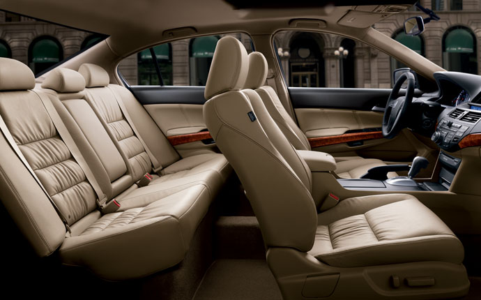 2012 Honda Accord, interior front and rear, manufacturer, interior