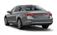 2012 Honda Accord, exterior rear quarter, exterior, manufacturer
