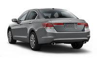 2012 Honda Accord, exterior rear quarter, exterior, manufacturer