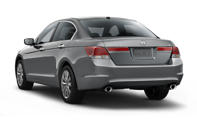 2012 Honda Accord, exterior rear quarter, manufacturer, exterior