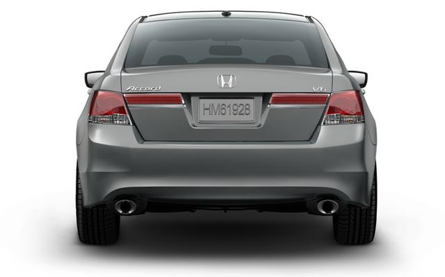 2012 Honda Accord, exterior rear, exterior, manufacturer