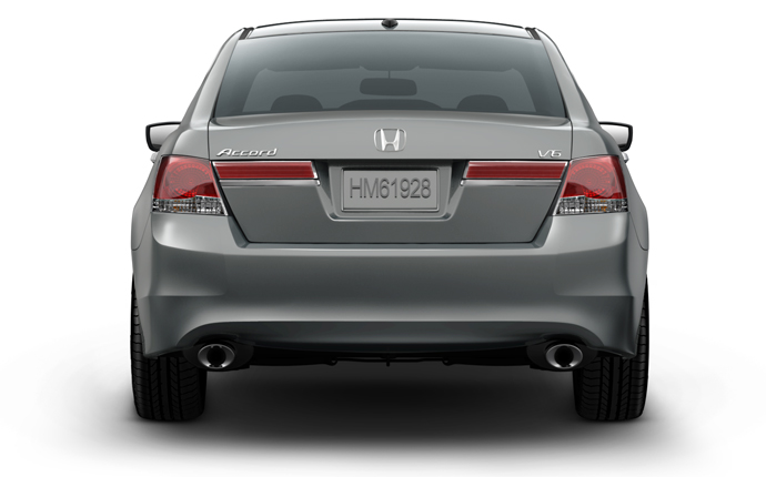 2012 Honda Accord, exterior rear, manufacturer, exterior