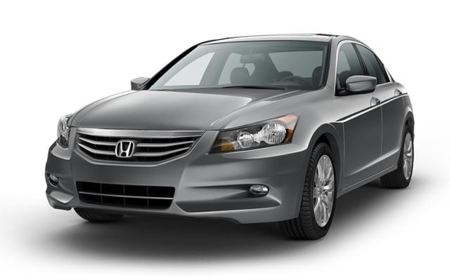 2012 Honda Accord, front quarter, exterior, manufacturer