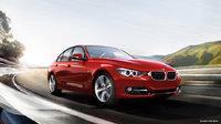 2012 BMW 3 Series, exterior front quarter, exterior, manufacturer