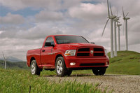 2012 Ram 1500, Front quarter, exterior, manufacturer, gallery_worthy