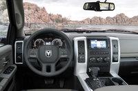 2012 Ram 1500, Interior cockpit, interior, manufacturer