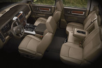 2012 Ram 1500, Interior seating, interior, manufacturer