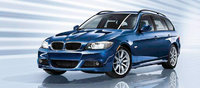 2012 BMW 3 Series 328i Wagon, Exterior front quarter, exterior, manufacturer