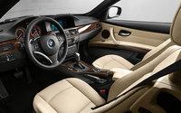 2012 BMW 3 Series, interior front, interior, manufacturer