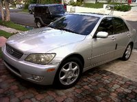Picture of 2001 Lexus IS 300, exterior, gallery_worthy