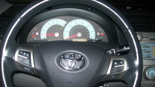 Awesome Picture Of 2008 Toyota Camry SE, Interior, Gallery_worthy Good Ideas