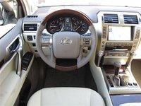 2012 Lexus GX, Interior cockpit, interior, manufacturer, gallery_worthy