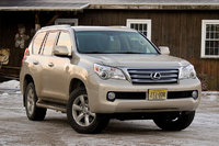 2012 Lexus GX Picture Gallery