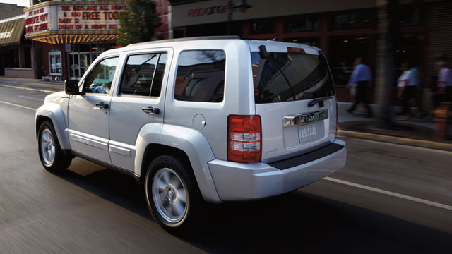 Exceptional The CarGurus View. 2012 Jeep Liberty