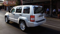 2012 Jeep Liberty, Rear quarter, manufacturer, exterior