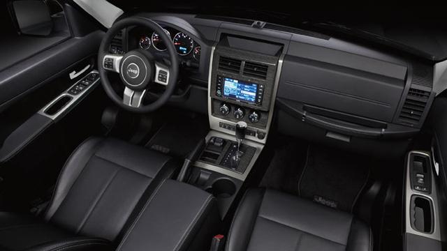 2012 Jeep Liberty, Interior, interior, manufacturer