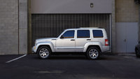 2012 Jeep Liberty, Side view, exterior, manufacturer