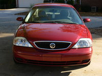 Picture of 2002 Mercury Sable GS, exterior, interior