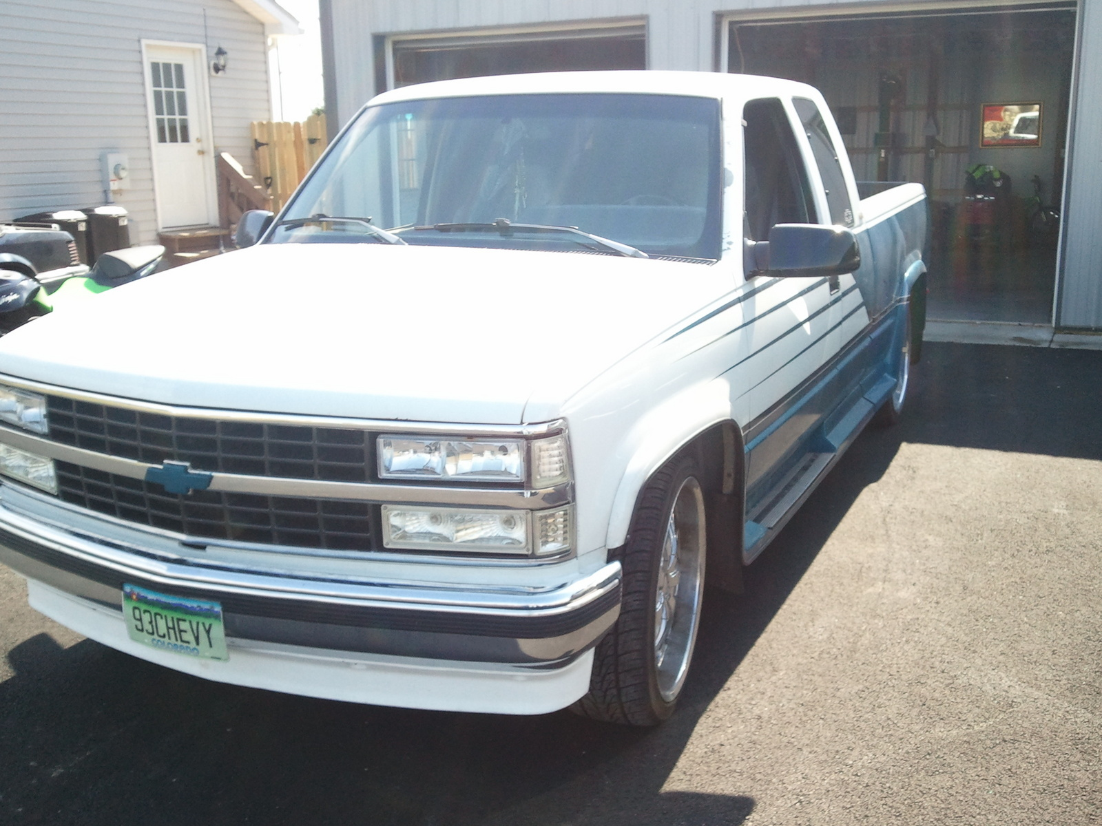 Chevrolet C/K 1500 Questions - im trying to cam my 93